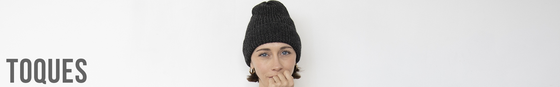 Hand Knit Wool Toque